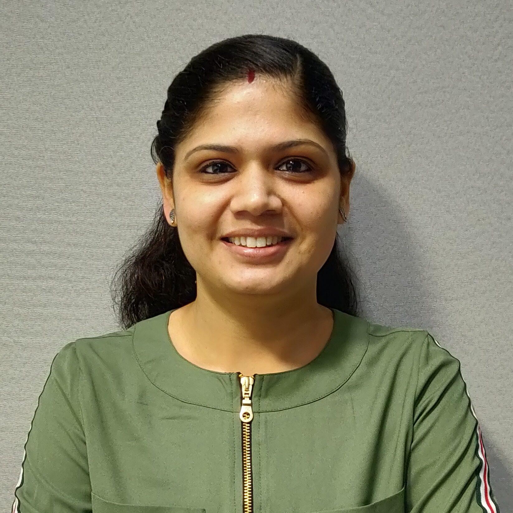 Ms. Tripti Panwar